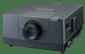 Der Panasonic PT-EX16K 16.000 ANSI Lumen XGA LCD Beamer kann in Kombination mit einer Gain 26 Hellraumleinwand als Tageslichtprojektor verwendet werden um bei Ecent und Veranstaltungen oder beim Public Viewing auch in heller Umgebung.