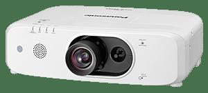 Panasonic WUXGA LCD Projektor PT FZ570 für kleine Sitzungsräume, Schulungsräume und Besprechungsräume