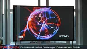 Revosoft-CouchScreen-Leinwand