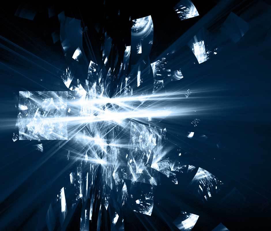 Videobeamer mit LCD Technik zeigen brillante Farben auch bei Anwesenheit von Streulicht.