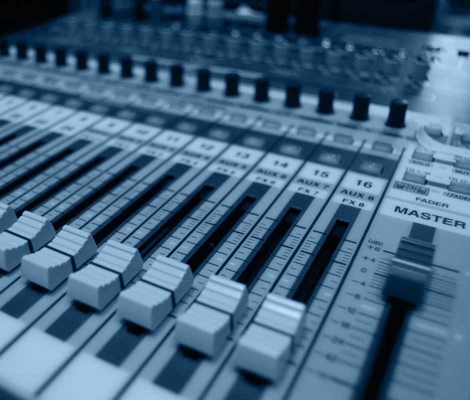 Beschallungsanlage, Lautsprecher, Rednerpult, Podest, Funkmikrofon, Handmikrofon, Headset, Funkheadset mieten